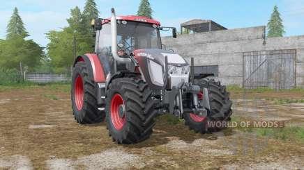 Zetor Forterra 135 16V konsola tura para Farming Simulator 2017