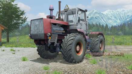 T-150K Más Realista para Farming Simulator 2013