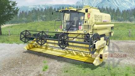New Holland TF78 real sounds para Farming Simulator 2013