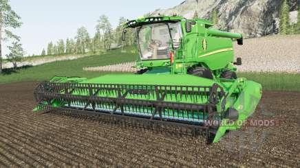 John Deere T560i new tyre config para Farming Simulator 2017