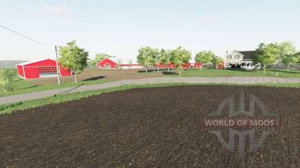 No Creek Farms para Farming Simulator 2017
