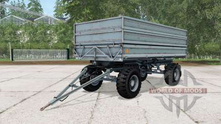 Fortschritt HW 80 with arable tires para Farming Simulator 2015