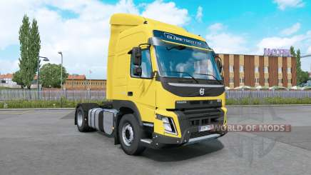 Volvo FM&FMX series para Euro Truck Simulator 2