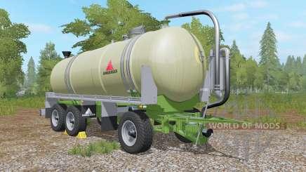 Annaburger HTS 24.27 added water para Farming Simulator 2017