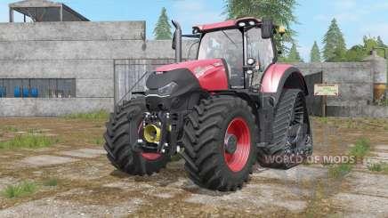 Case IH Optum CVX Rowtrac para Farming Simulator 2017