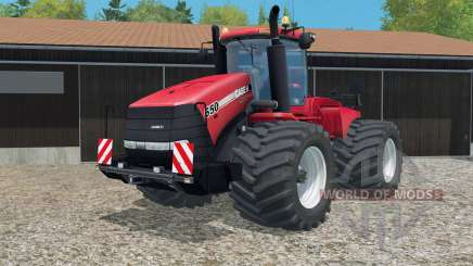 Case IH Steiger 550 red ribbon para Farming Simulator 2015