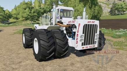 Big Bud 16V-747 high-speed para Farming Simulator 2017