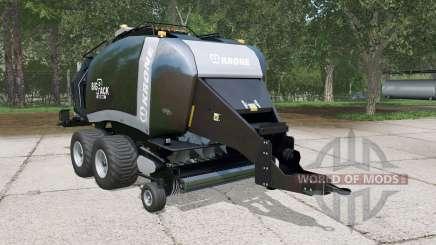 Krone BiG Pack 1290 HDP XC para Farming Simulator 2015