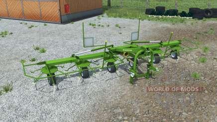 Krone Wender slimy green para Farming Simulator 2013