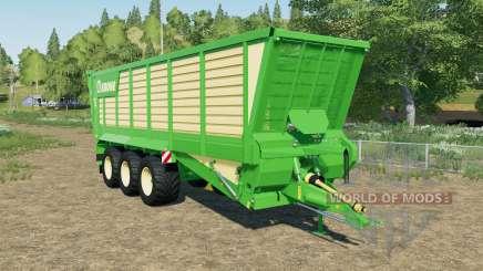Krone TX 560 D & ZX 560 GD para Farming Simulator 2017