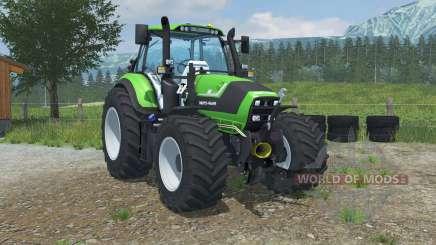 Deutz-Fahr Agrotron TTV 6190 2008 para Farming Simulator 2013