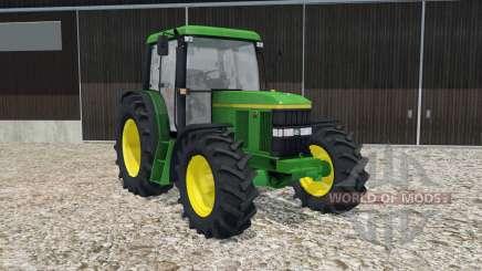 John Deere 6410 SE chateau green para Farming Simulator 2015