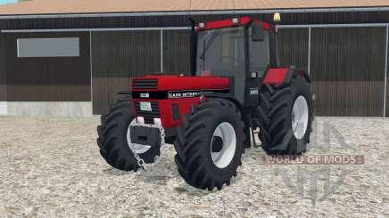 Case International 1455 animated element para Farming Simulator 2015