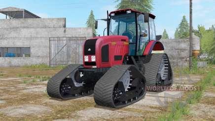 MTZ-Belarús 2022.3 rastreador de módulos para Farming Simulator 2017