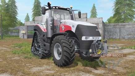 Case IH Magnum 300 CVX has all the lights para Farming Simulator 2017
