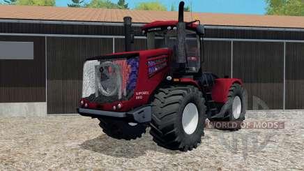 Kirovets K-9450 rojo para Farming Simulator 2015