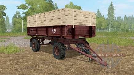PTS-4 de alta capacidad de carga para Farming Simulator 2017