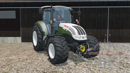Steyr 6230 CVT multicolor para Farming Simulator 2015