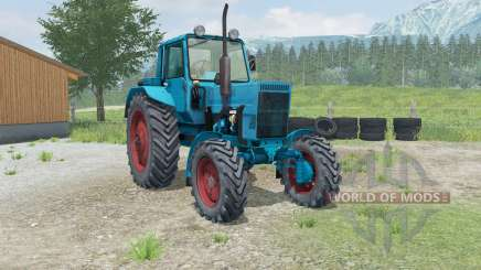MTZ-82 Belarús para conectar una unidad completa para Farming Simulator 2013