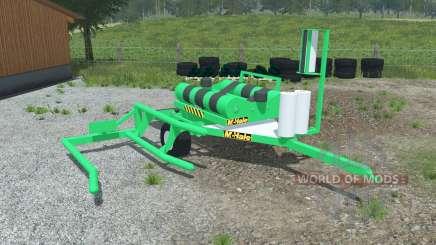 McHale 991 malachite para Farming Simulator 2013