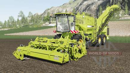 Holmer Terra Dos T4-40 & Terra Felis 3 para Farming Simulator 2017