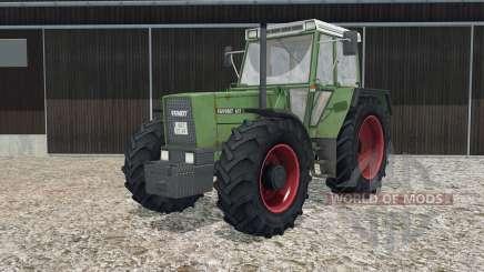 Fendt Favorit 611 LSA Turbomatik E para Farming Simulator 2015