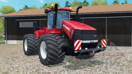 Case IH Steiger 500 light brilliant red para Farming Simulator 2015