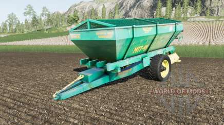 MTT-4U para Farming Simulator 2017