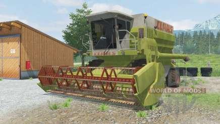 Claas Commandor 116 CS para Farming Simulator 2013
