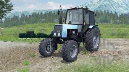 MTZ-Belarús 1025 con PKU-0.8 para Farming Simulator 2013