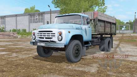 ZIL-MMZ-554 reforzado para Farming Simulator 2017