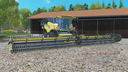 New Holland CR10.90 with header para Farming Simulator 2015