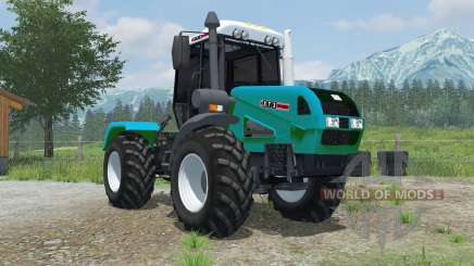 HTZ-17222 realista humo del tubo de escape para Farming Simulator 2013