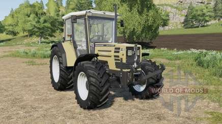 Hurlimann H-488 sound update para Farming Simulator 2017