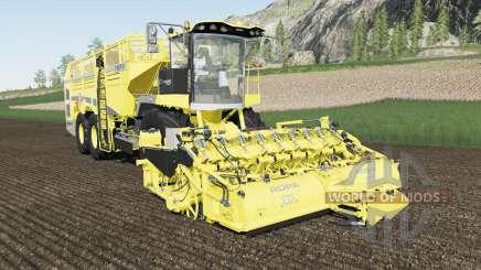 Ropa Tiger 6 XL can load potatoes para Farming Simulator 2017