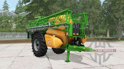Amazone UX 5200 pantone green para Farming Simulator 2015