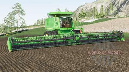 John Deere 70-series STS para Farming Simulator 2017