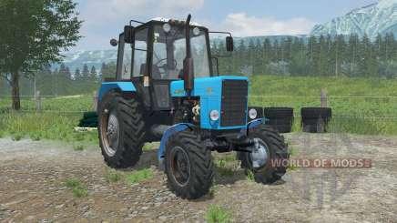 MTZ-82.1 Belarús puertas abiertas para Farming Simulator 2013