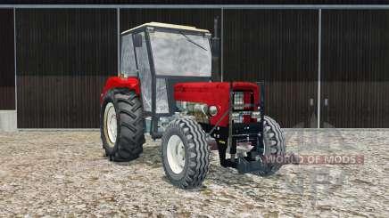 Ursus C-360 realistic smoke para Farming Simulator 2015
