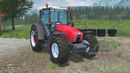 Mismo Explorer3 105 sofocantes rojo para Farming Simulator 2013