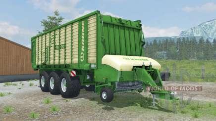 Krone ZX 550 GD multistraw para Farming Simulator 2013