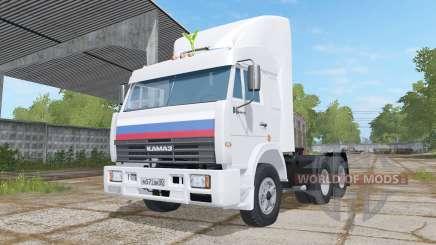KamAZ-54115 Los Conductores De Camiones para Farming Simulator 2017