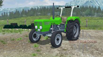 Torpedo TD 4506 islamic green para Farming Simulator 2013