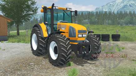 Renault Ares 610 RZ More Realistic para Farming Simulator 2013