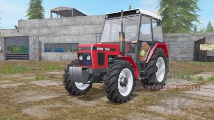 Zetor 7245 choice of engine para Farming Simulator 2017