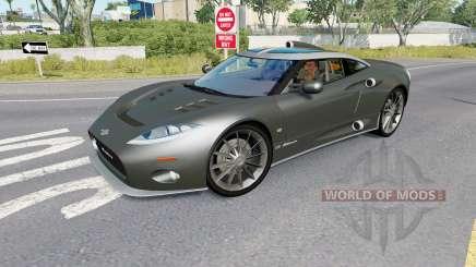 Sport Cars Traffic Pack v5.1 para American Truck Simulator