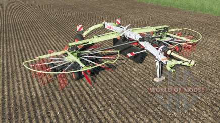 Claas Liner 2700 medium spring bud para Farming Simulator 2017