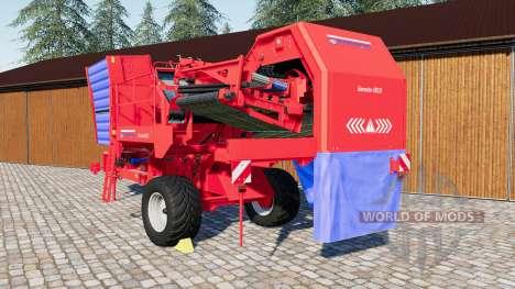 Grimme SE 260 StacMec para Farming Simulator 2017
