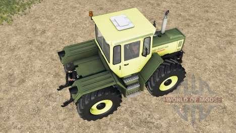 Mercedes-Benz Trac para Farming Simulator 2017