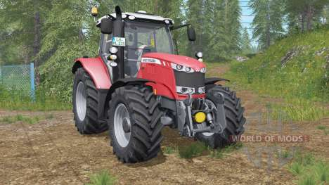 Massey Ferguson 6600 para Farming Simulator 2017